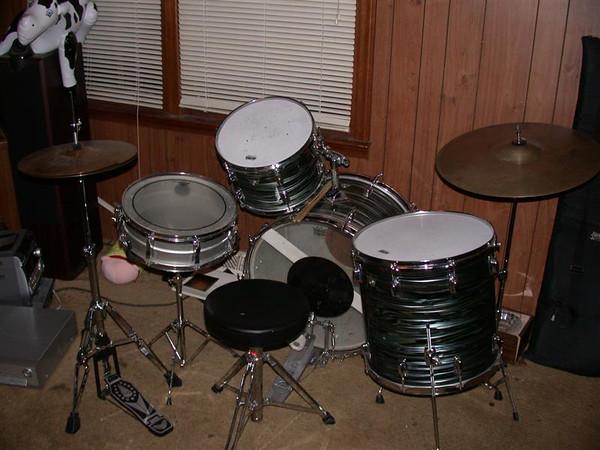 2003-09-15 - Drumset, etc.