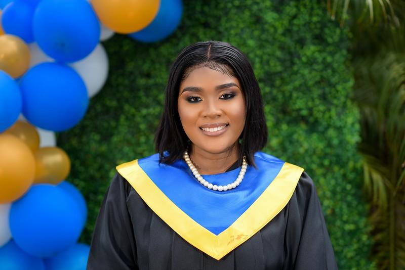 Davontae Patton Graduation