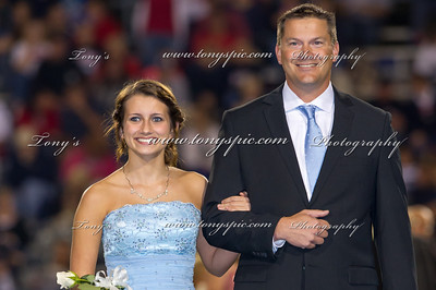 Home Coming Court 2012