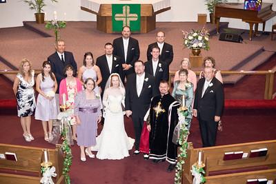 Patterson Wedding