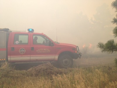 Wildland Deployment - Rosebud Fire
