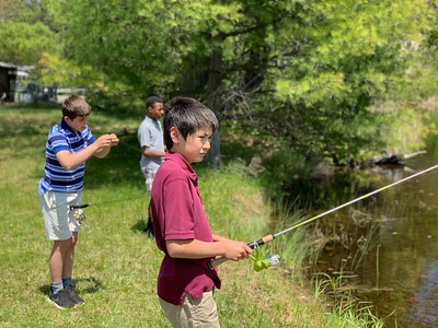Fishing Elective Spring 2019