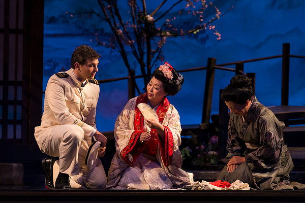 Madame Butterfly, 2012