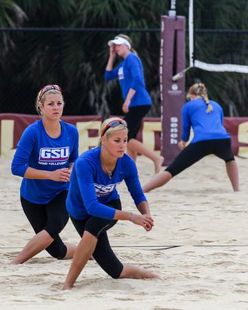FSU Sand Volleyball v Ga State