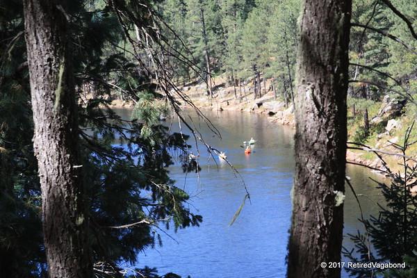 Wood Canyon Lake - Mogollon Rim