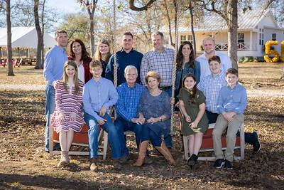 Horne Family 2020