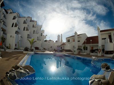 Tenerife Hotel views