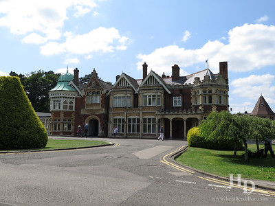 2014-07 Bletchley Park