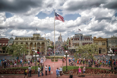 Disney World Art