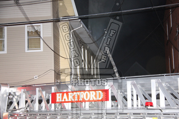 Hartford, Ct. 2nd alarm