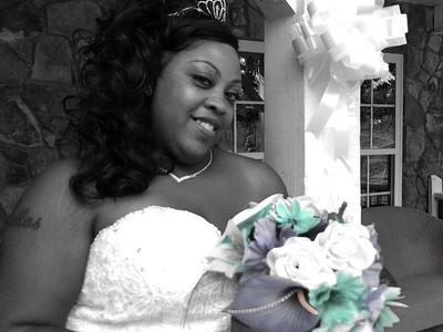 *OUR WEDDING*  Tiffany & Charles Byrd