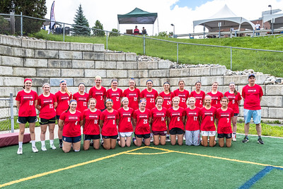 Hanover Lions Twin State All -Star Girls Lacrosse Game 2017