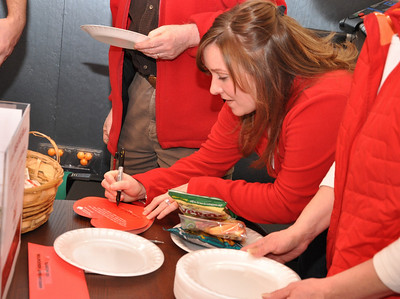 2010 AHA Go Red Day