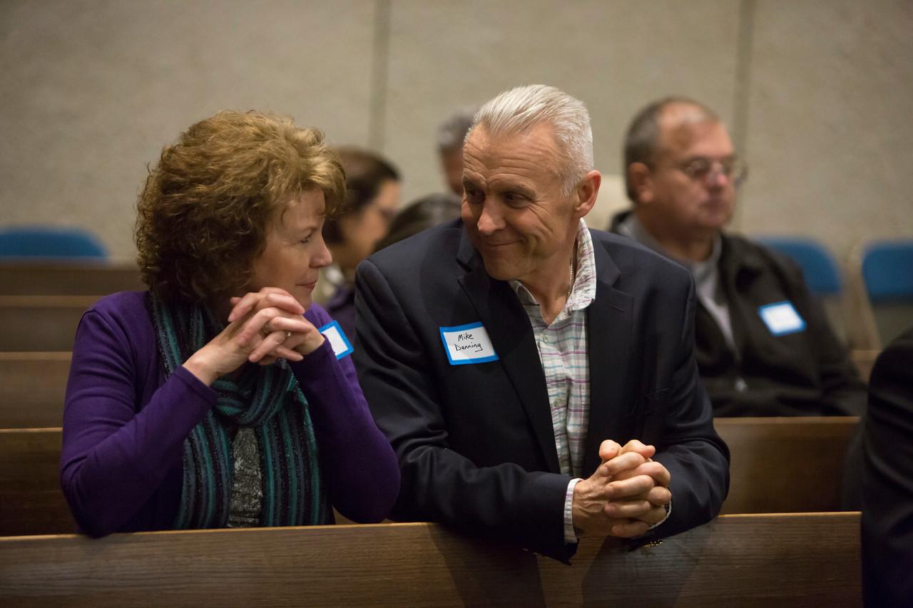 Mike & Karen Denning, Prince of Peace