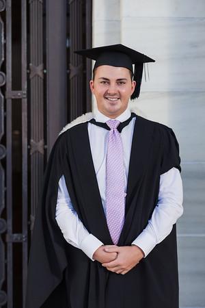 Chris Holden - Graduation Shoot