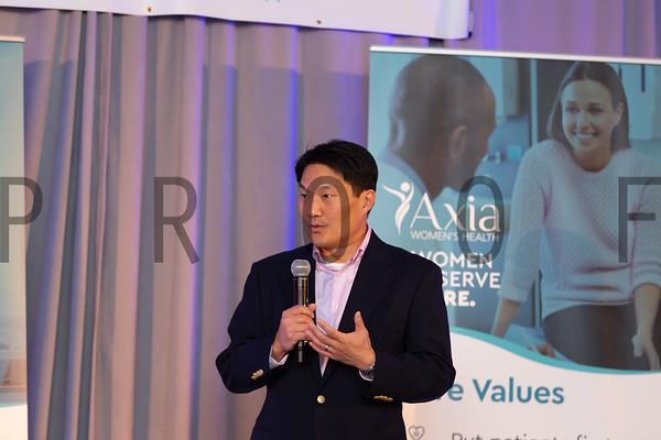 Axia Women's Health 2nd Anniversary ~ Penns Landing Hilton