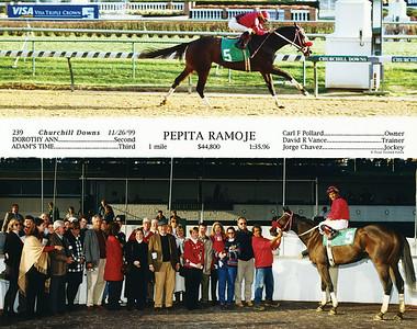 PEPITA RAMOJE - 11/26/1999