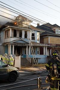 Connecticut Ave. 2nd Alarm (Bridgeport, CT) 3/8/10
