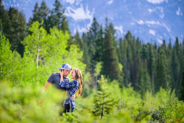 Offroad Engagements for Devin and Megan