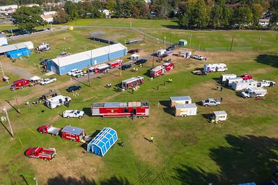 CT DEMHS Region 2 Field Day (North Haven, CT) 10/19/18