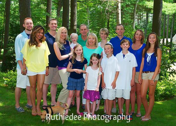 Berglund Family