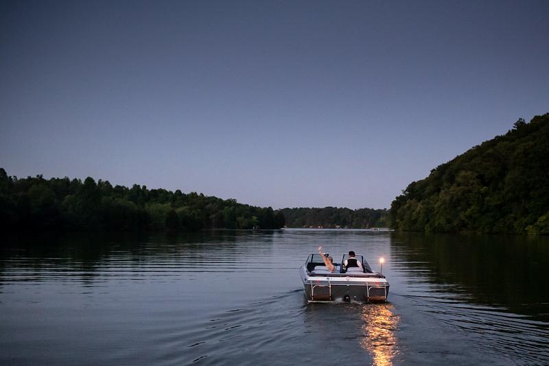 Boat Getaway
