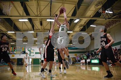 Hampton-Dumont @ St. Edmond Boys Basketball 1/23/18
