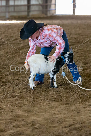 Goat Tail Untying