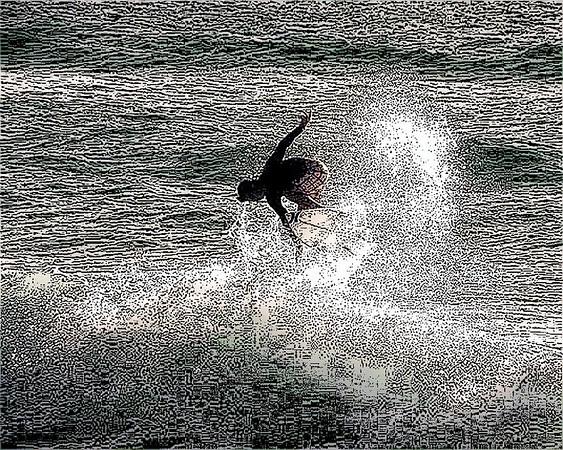 Surfing Transformed
