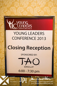 2013 09 09 YLC Closing at TAO