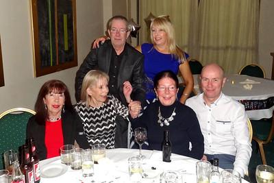 Chris's 70th birthday
