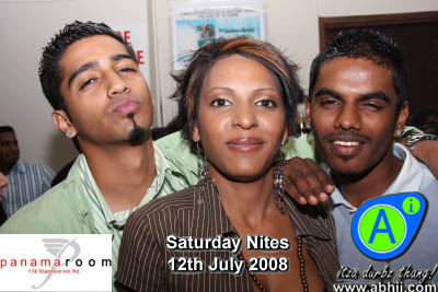 Panama Room - 12th July 2008
