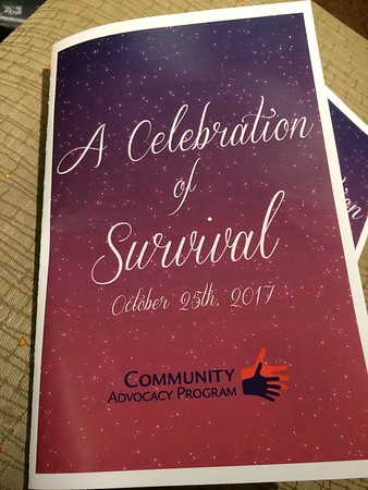 Community Advocacy Program DVAM  event  Hoonriing Lorraine Lafata oct 25 2017