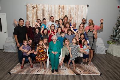 Grandma Perry 90th