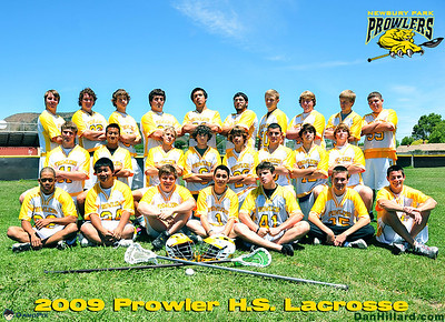2009 Prowler H.S. Team