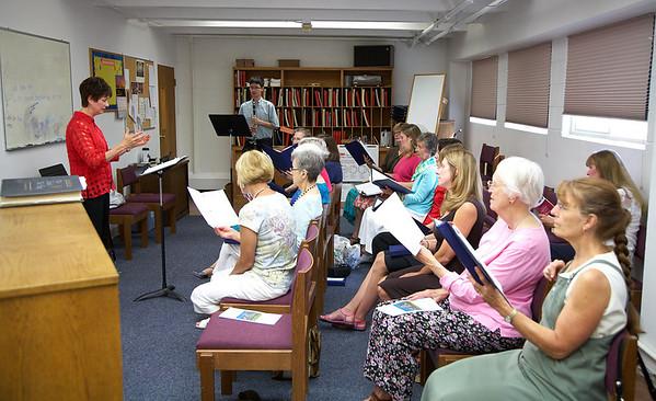 """Mountain View UMC 08-14-2011 10:30 Service """"Listen and Understand"""""""