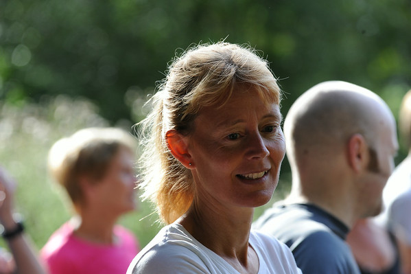 Eastleigh parkrun #219 - 30/8/14
