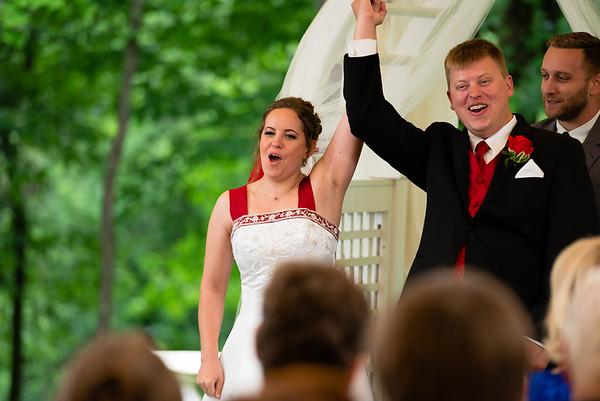 Kasey & Eric Wedding
