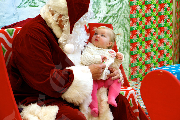 Breakfast with Santa 2015