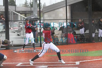 Sandy Softball vs Wilsonville