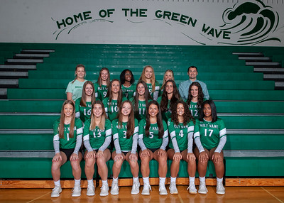 2021 Holy  Name Volleyball