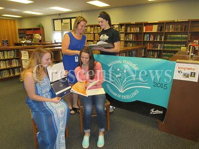 09-24-15 NEWS Ayersville yearbook