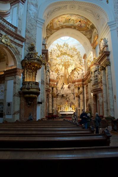 20160513 Österreich, Wien Karlskirche