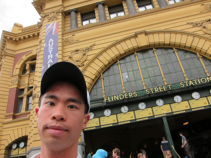 JC_Flinders St station Melbourne City Center