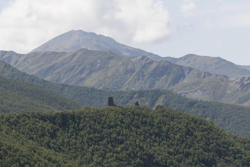 Ushguli Queen Tamara's Tower