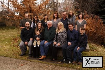 Sparhawk - O' Shields Family Portraits