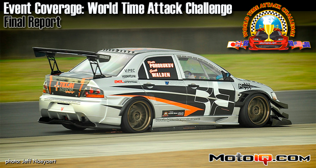 World Time Attack Challenge Final Report
