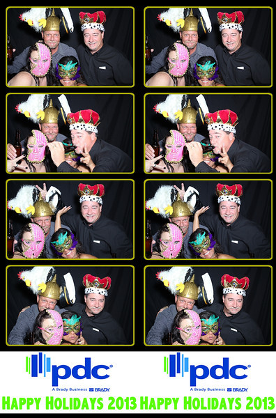 PDC Corporate Holiday Party December 7, 2013