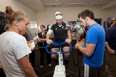 CSUMB Exercise physiology Lab