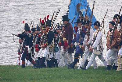 1812 Battle Re-enactment